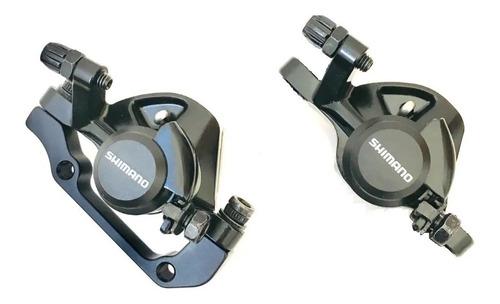 Par De Calipers Freno Disco Shimano Br Tx805 Caliper Envío