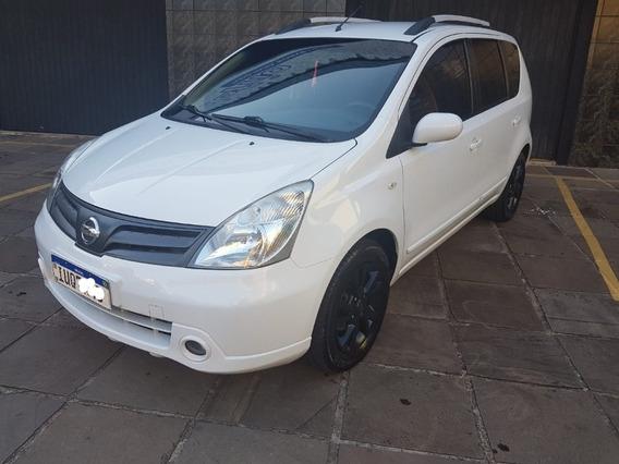 Nissan Livina 1.8 16v Autom.