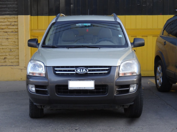 Camioneta Kia Sportage Pro 2007 4x4 Full 2.0 Bencinero