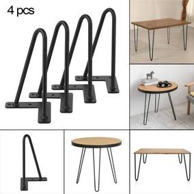 Hairpin Legs / Pés Palito - 4pcs 20cm