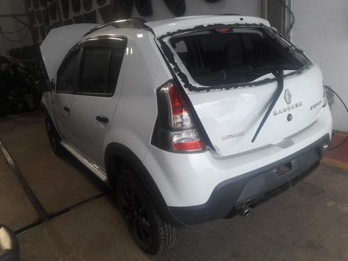 Sucata Renault Sandero 1.6 16v 2014 - Retirada De Peça