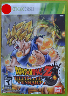 Dragon Ball Z Ultimate Tenkaichi Xbox 360 Infinity Games