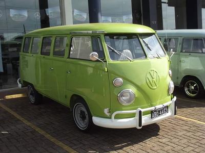 Volkswagen Kombi Standart 1500 Ano 1974