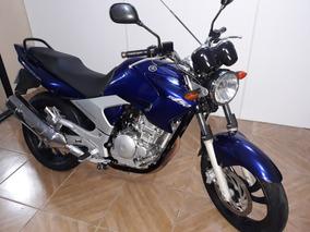 Yamaha Fazer Ys 250 2008 Azul