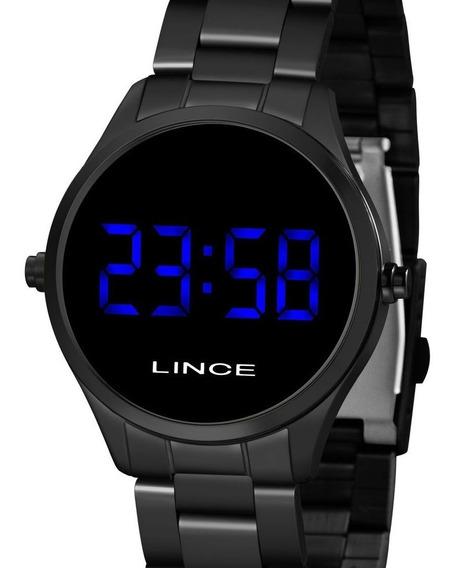 Relógio Lince Feminino Digital Preto Mdn4617l Dxpx Promoção