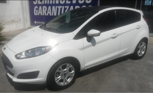 Imagen 1 de 6 de Ford Fiesta Se Hb 2015