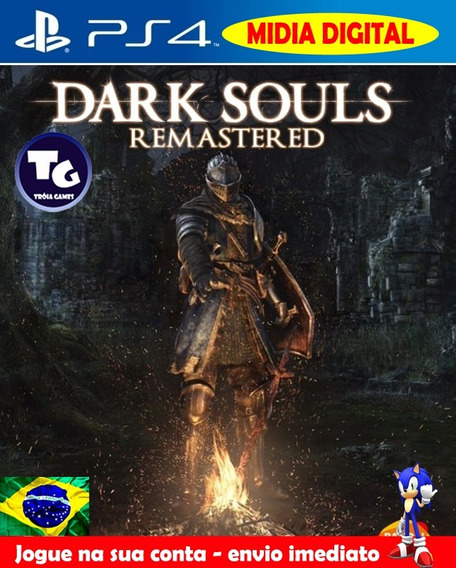 Dark Souls Remastered - 16 Dias - Ps4