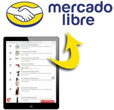 Publicar De Forma Masiva En Mercado Libre Con Tienda Online