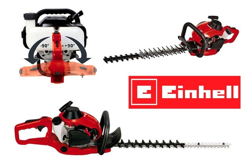 Cortacerco Naftero Explosion Einhell 24,5c 61cm Ge-ph 2555 A