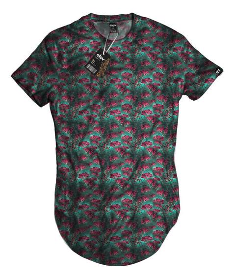 Camisetas Blusa Over Long Estampa Linda Santa Cruz - Top