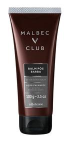 Malbec Club Pós Barba 100g