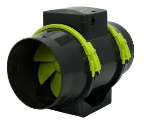 Exaustor Profan Tt Extrator Fan-125mmgarden High Pro Fret Gr