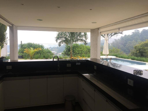 Casa Com 4 Dormitórios À Venda, 400 M² Por R$ 2.200.000,00 - Serra Da Estrela - Atibaia/sp - Ca0191