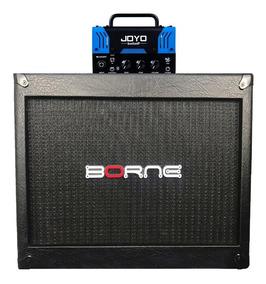 Cabeçote Joyo Bluejay Bantamp Fender Caixa Borne 12 Mob112