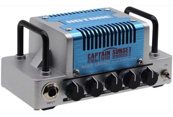 Cabeçote De Guitarra Hotone Captain Sunset
