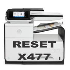 Reset Hp Pro X477