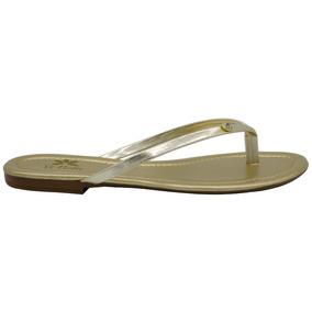 Sandalia Feminina Chinelo Rasteirinha Flat Tratorada Sapato