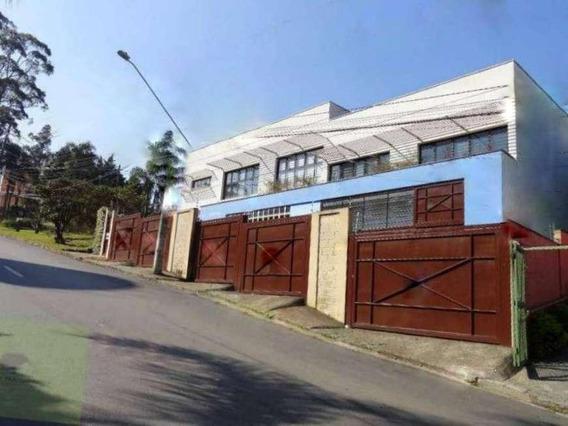 Prédio Para Alugar, 650 M² Por R$ 15.000,00/mês - Granja Viana - Cotia/sp - Pr0018