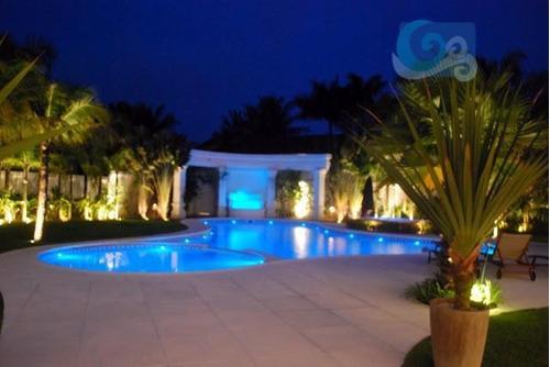 Imagem 1 de 30 de Casa À Venda, Condomínio Jardim Acapulco - Guarujá - Ca0710