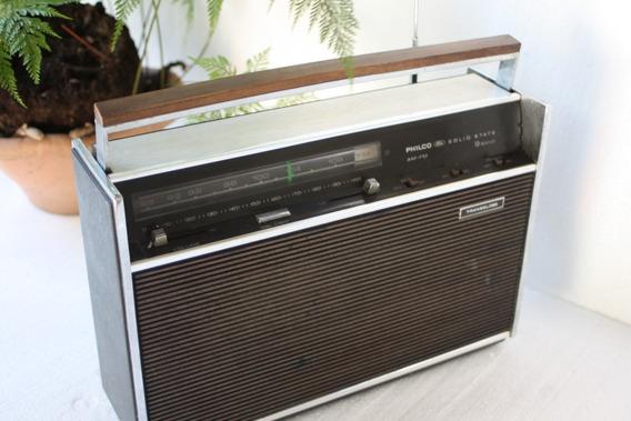 Radio Transglobe Philco Ford B-481/ 9 Faixas, (1)