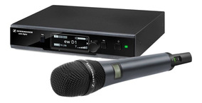 Microfone Sennheiser Ew D1/835s Sem Fio Germany