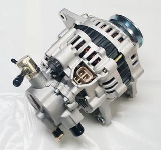 Alternador Mitsubishi L200 90 Amp Con Depresor Polea Doble