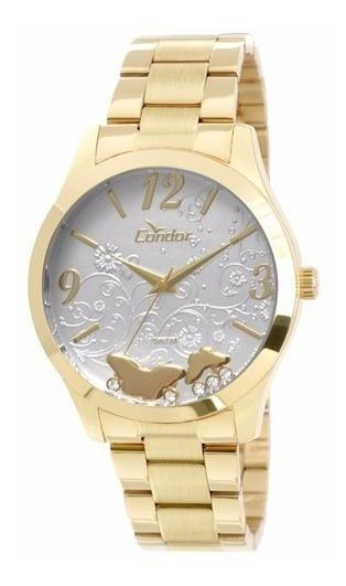 Relógio Condor Feminino Co2035klb/4k Dourado Oferta