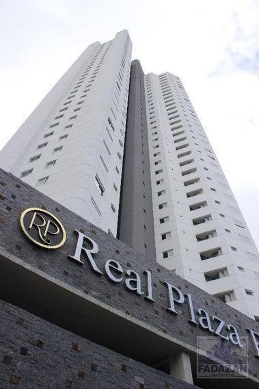 Apartamento 100% Mobiliado, Com 1 Dormitório Para Alugar, 54 M² Por R$ 1.800/mês - Cristo Rei - Curitiba/pr - Ap0476