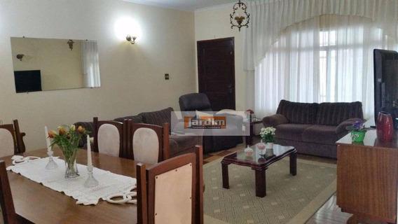 Casa Residencial À Venda, Rudge Ramos, São Bernardo Do Campo. - Ca0683