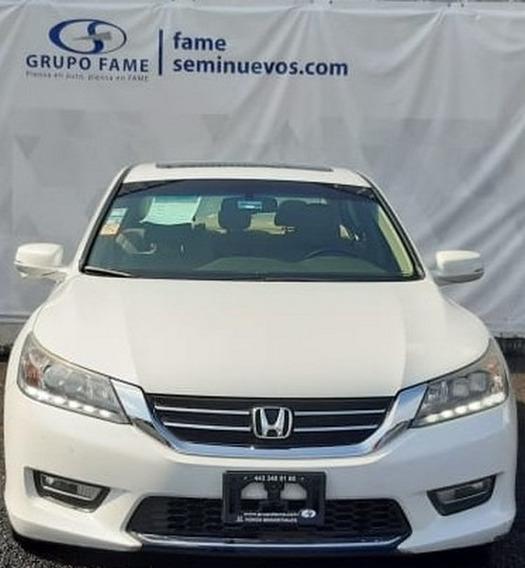 Honda Accord Ex-l 3.5l V6 4 Puertas