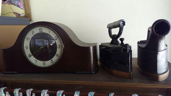 Raridade Relógio Mais 2 Ferros Antigos