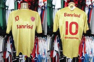 Internacional 2009 Camisa Centenário Tamanho Gg # 10.