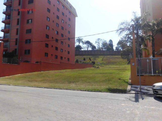 Terreno Residencial À Venda, Aldeia Da Serra, Barueri. - Te0124