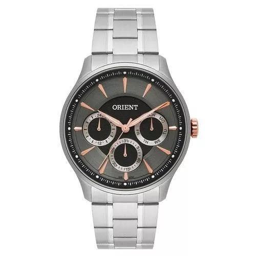 Relógio Orient Masculino Prata Mbssm081 G1sx