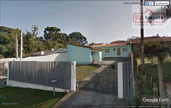 Casa Residencial À Venda, Planta São Venâncio, Almirante Tamandaré. - Ca0060