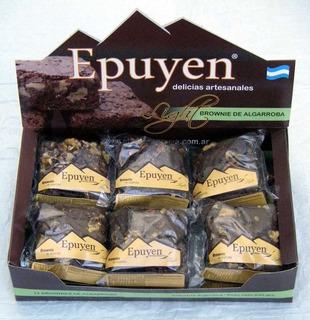 Brownies De Algarroba De Chocolate Light Epuyén
