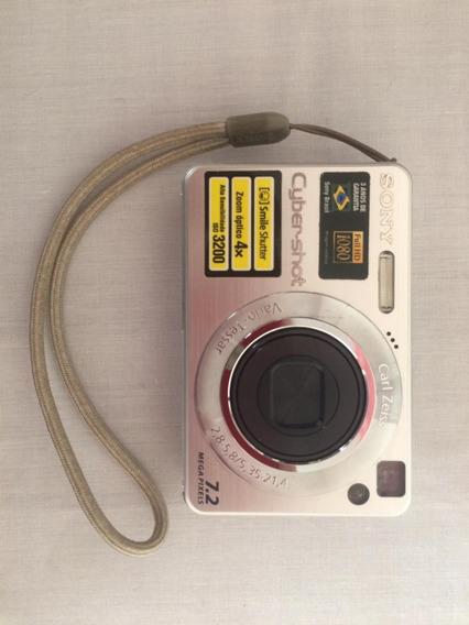 Sony Cyber-shot 7.2mp Camera Digital