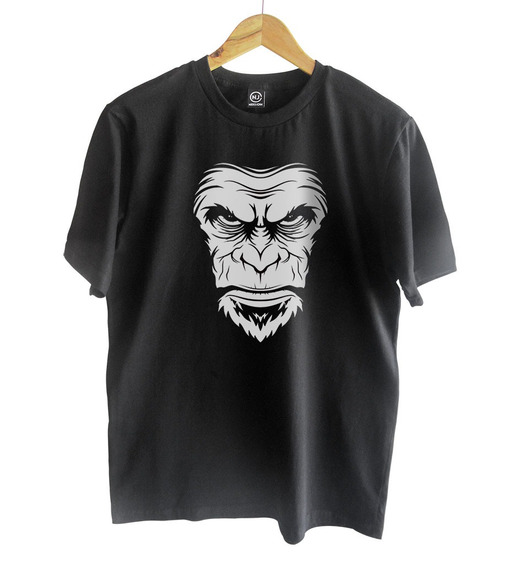 Camiseta Nego John Primata