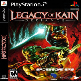 Legacy Of Kain Defiance Ps2 Desbloqueado Patch