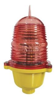 Lámpara De Obstrucción Led Color Rojo Epcom Ei-lbib