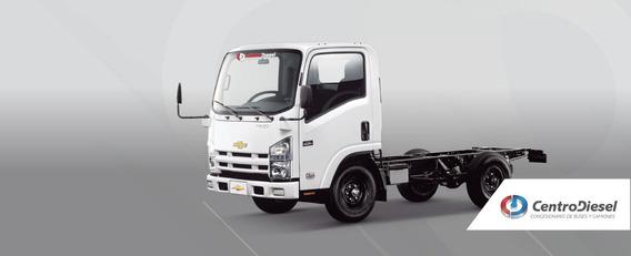 Chevrolet Nhr Blanca