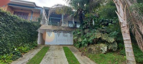 Imagem 1 de 13 de Sobrado Com 5 Dormitórios À Venda, 280 M² Por R$ 900.000,00 - R D Moullin - São Sebastião/sp - So0373