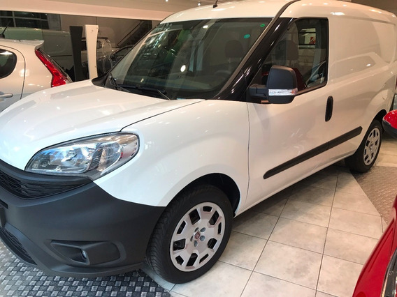 Fiat Dobló Cargo - Anticipo $85.000 O Tu Usadob