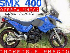 Moto Gilera Smx 400 Okm Modelo 2018