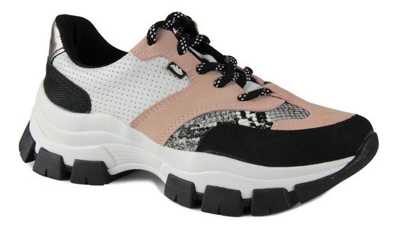 Tênis Dakota Jogging Animal Print G2491