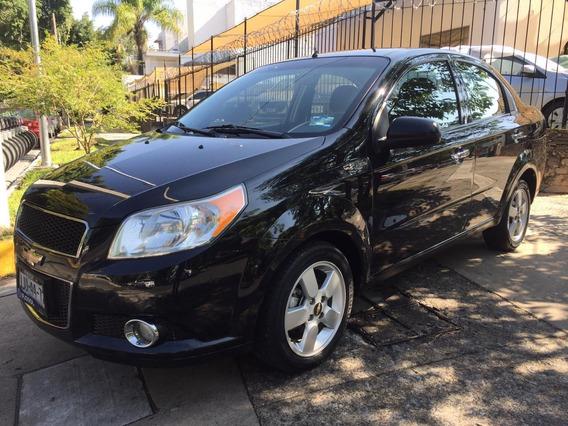 Chevrolet Aveo Lt 2012 Equipado