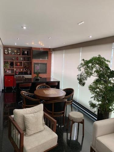 Imagem 1 de 30 de Apartamento Com 4 Dormitórios À Venda, 280 M² Por R$ 4.042.553 - Vila Regente Feijó - São Paulo/sp - Ap2582