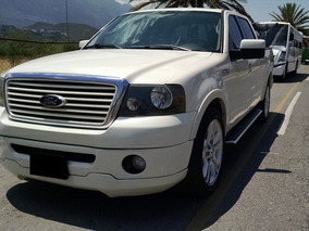 Ford Lobo Limited Super Crew 4x2 2008