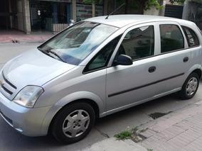 Chevrolet Meriva Gl Plus 1.8 Sohc 2011 Gris Claro Nafta