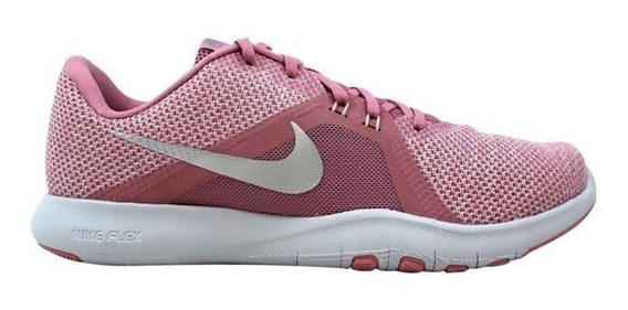 Tenis Nike Flex Mujer Trainer 8 Entrenar Crossfit Running Og
